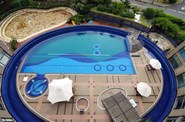 新北金山 陽明山天籟渡假酒店_游泳池_游泳池