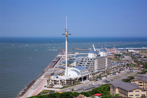 新北淡水 漁人碼頭福容大飯店_酒店外觀_酒店外觀