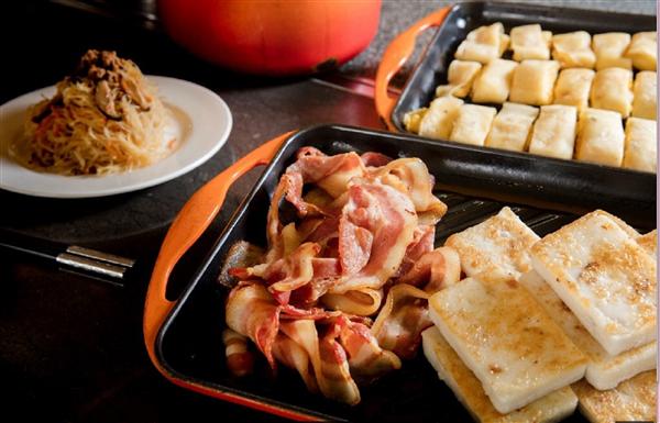 烏來璞石麗緻溫泉會館_餐廳_自助式早餐