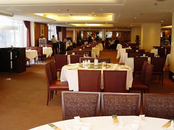 桃園 翰品酒店_餐廳_餐廳