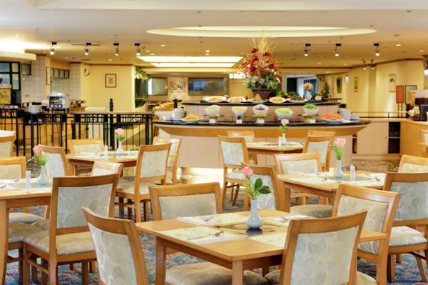 桃園 石門水庫福華渡假飯店_餐廳_餐廳