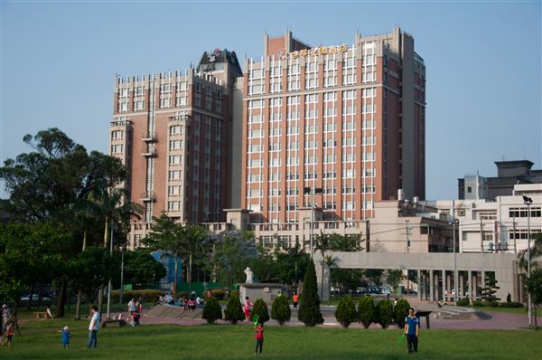 桃園古華花園飯店_酒店外觀_酒店外觀