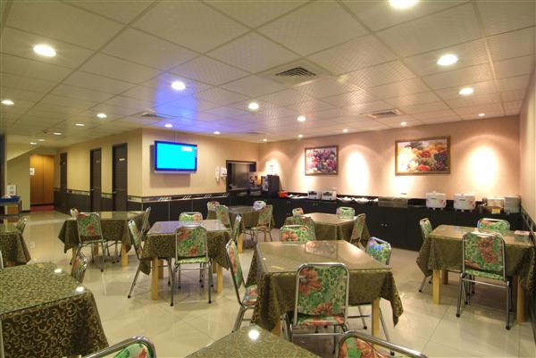 新竹東賓快捷旅店_餐廳_餐廳