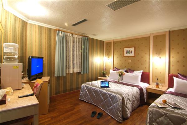 新竹 左岸假期旅店_客房_客房