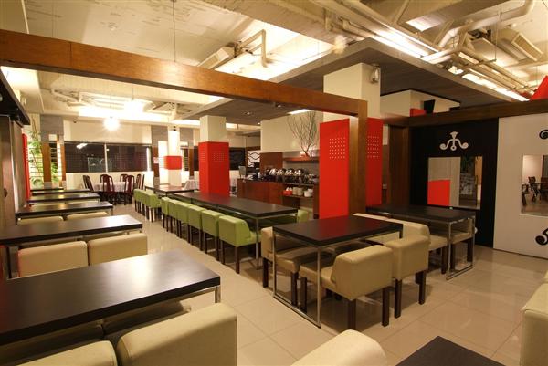 新竹花漾時尚旅館_餐廳_餐廳