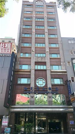 新竹 柏克萊商務大飯店【中正店】_酒店外觀_酒店外觀