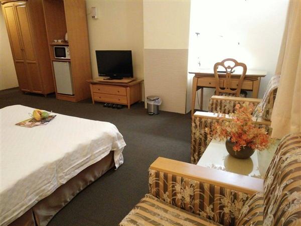 新竹 柏克萊商務大飯店【光復店】_入口_入口