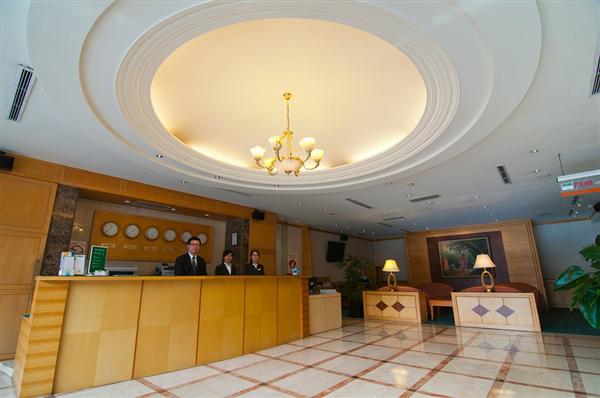 新竹 卡爾登飯店【中華館】_大廳_大廳