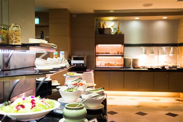新竹 新苑庭園大飯店_餐廳_餐廳