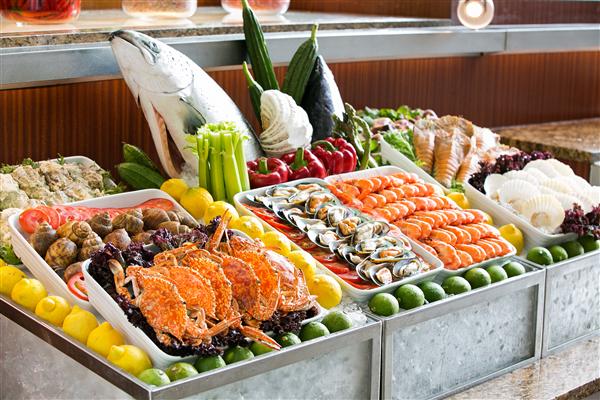 新竹 國賓大飯店_餐廳_八方燴自助西餐聽