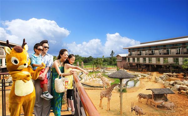 新竹關西六福莊生態渡假旅館_景觀_景觀