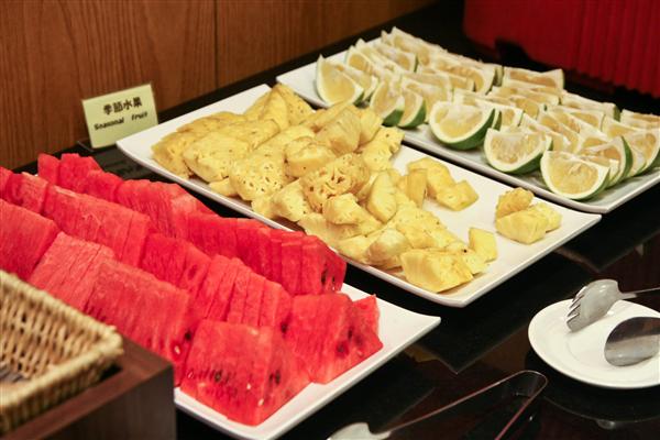 台中 福泰桔子商旅【公園店】_自助餐_自助餐