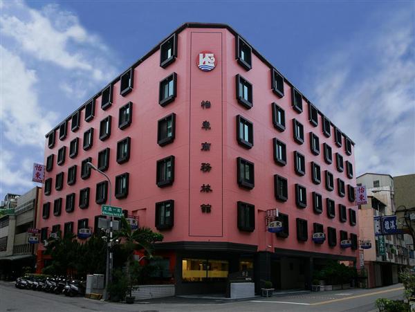 台中 怡東商務旅館_酒店外觀_酒店外觀