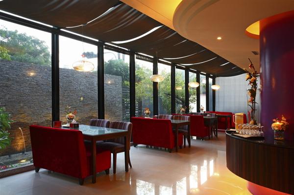 台中 悅豪時尚精品旅館_餐廳_餐廳