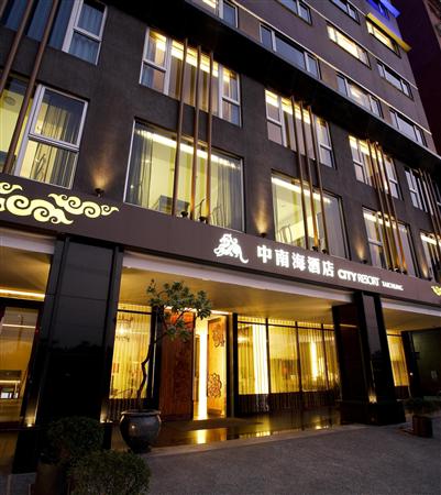 台中 中南海酒店_酒店外觀_酒店外觀