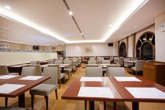 台中富信大飯店_餐廳_餐廳