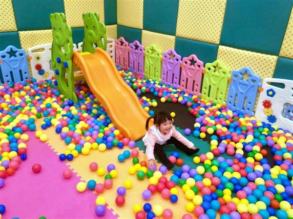 台中 統一渡假村-谷關溫泉養生會館_兒童俱樂部_兒童遊戲區