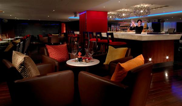 台中 亞緻大飯店_行政酒廊_Lounge ONE