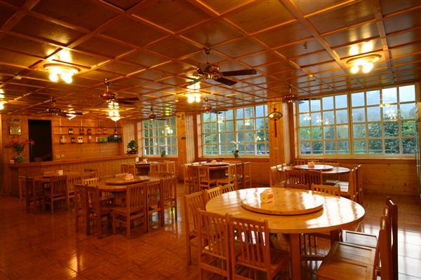 南投溪頭 金台灣山莊_餐廳_餐廳