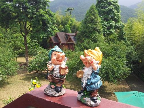 南投溪頭 金台灣山莊_環境_環境