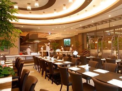 南投埔里 友山尊爵酒店_餐廳_餐廳