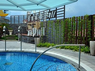 南投埔里 友山尊爵酒店_游泳池_池畔游泳池