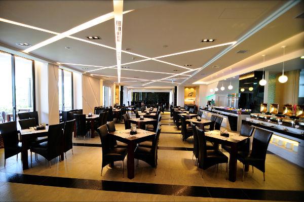 雲登景觀飯店_餐廳_餐廳