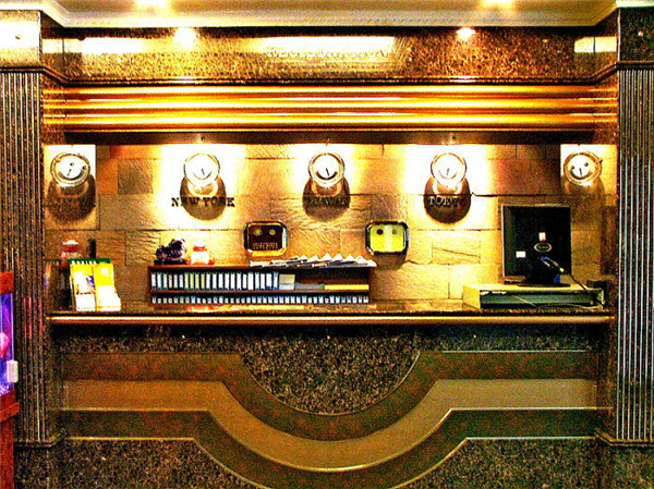 台南 歡迎商務飯店_大廳_大廳