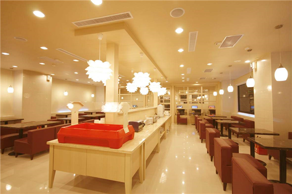 台南 康橋商旅【民生館】_餐廳_餐廳