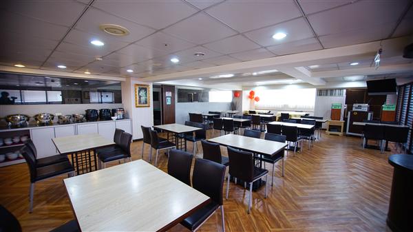 台南 林肯飯店_餐廳_餐廳