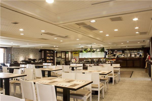 台南 劍橋大飯店【台南館】_餐廳_餐廳