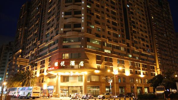 台南 維悅酒店_酒店外觀_酒店外觀