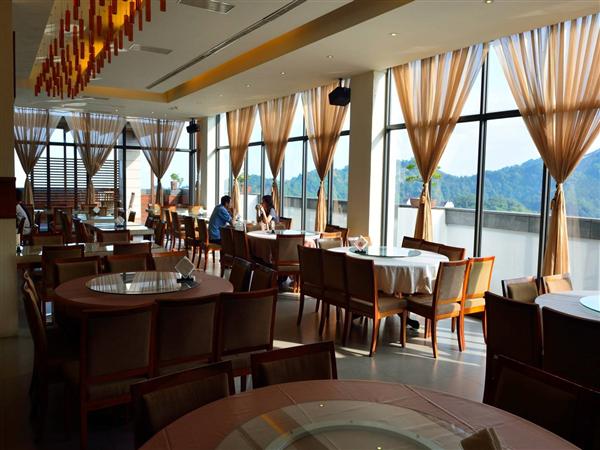 台南 儷景溫泉會館_餐廳_餐廳
