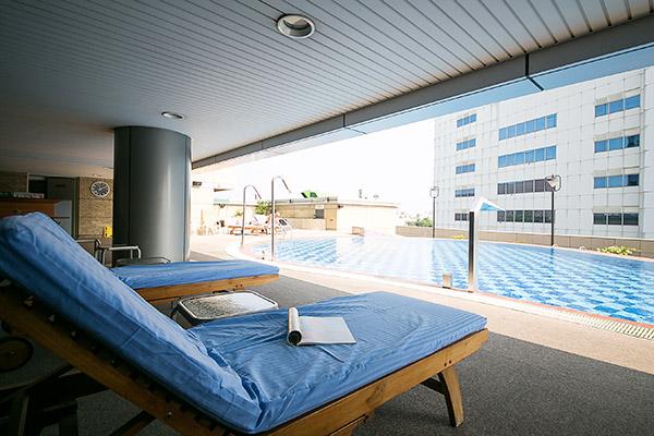 台南 台糖長榮酒店_游泳池_游泳池