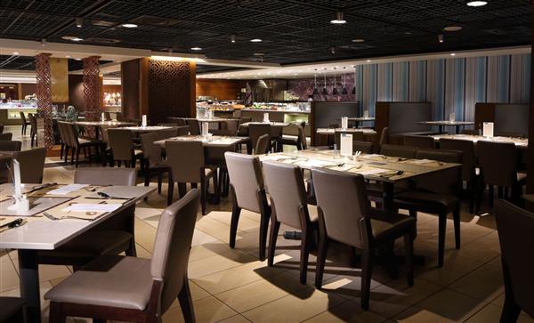 台南 大億麗緻酒店_餐廳_歐亞自助餐廳