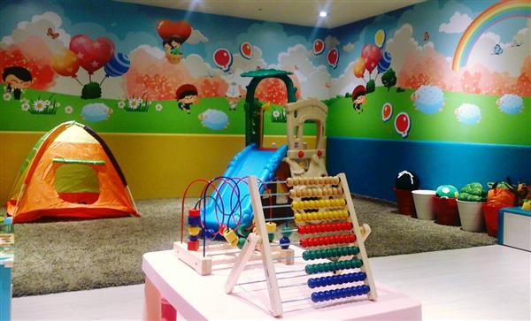 台南 大億麗緻酒店_兒童俱樂部_兒童遊戲區