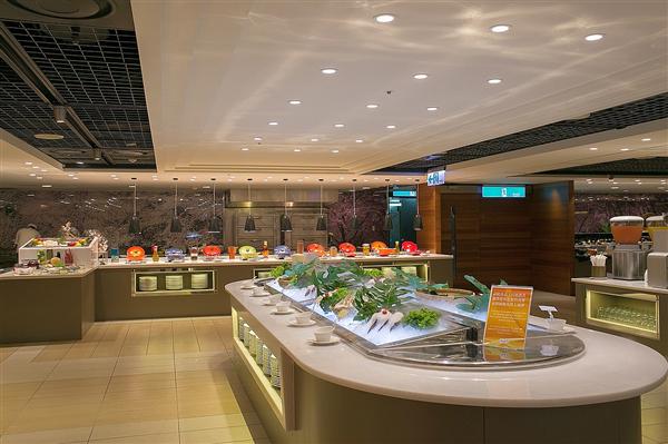 台南 大億麗緻酒店_餐廳_餐廳