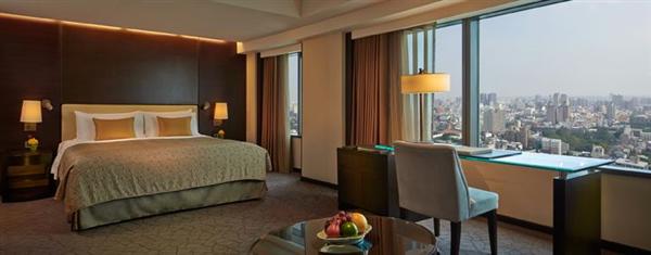 台南 香格里拉遠東國際大飯店_客房_豪華閣尊榮客房