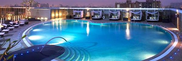 台南 香格里拉遠東國際大飯店_游泳池_游泳池