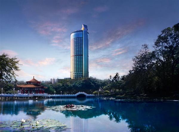 台南 香格里拉遠東國際大飯店_酒店外觀_酒店外觀