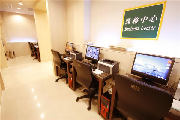高雄 康橋商旅【雄中館】_商務中心_商務中心