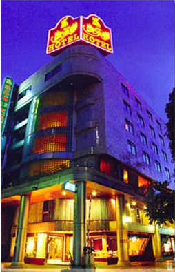 高雄凱莎琳商務大飯店_酒店外觀_酒店外觀