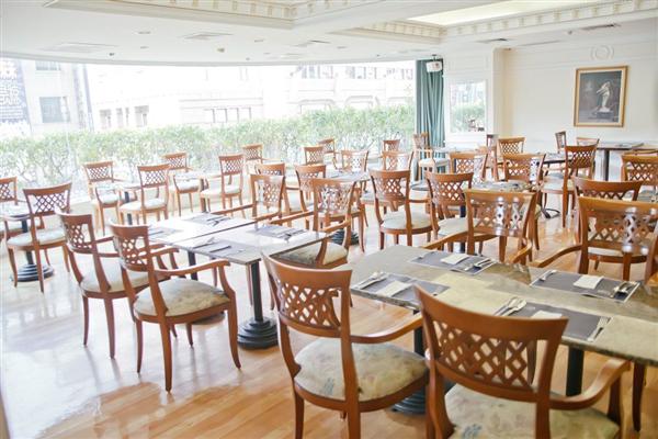 高雄麗景酒店_餐廳_餐廳