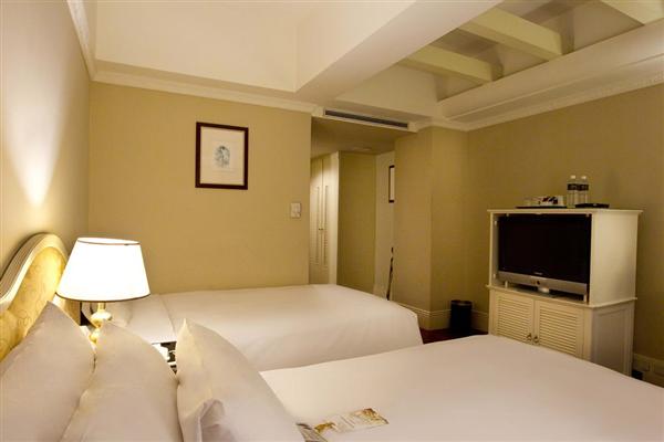 高雄麗景酒店_客房_布達佩斯客房