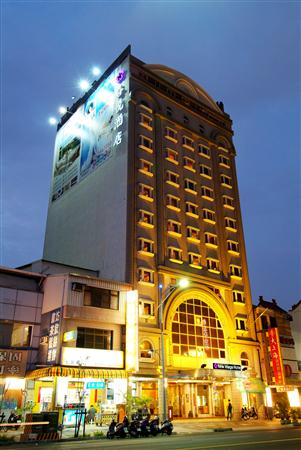 高雄喜悅酒店_酒店外觀_酒店外觀