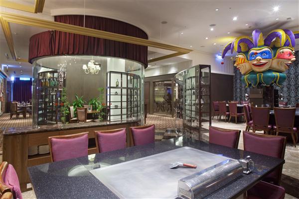 高雄義大皇家酒店_餐廳_餐廳