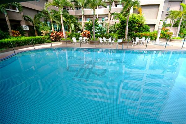 墾丁假期渡假飯店_游泳池_游泳池