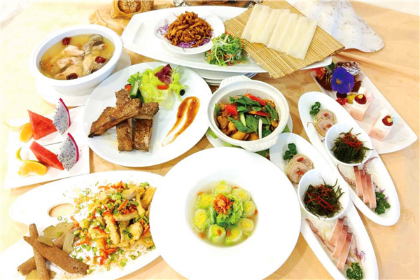 墾丁 統一渡假村海洋體驗樂園_餐廳_金灣餐廳-雙人套餐