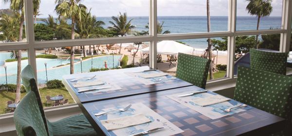 墾丁 夏都沙灘酒店_餐廳_餐廳