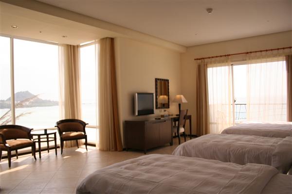 墾丁 夏都沙灘酒店_客房_波西塔諾城堡房海景